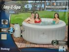 Lay Z Spa St Lucia 3 4 Person Hot Tub Jacuzzi Inflatable Lazy Spa BRAND NEW