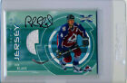 2002 03 Be A Player Signature Series Rob Blake Auto Game-Jersey 5 10 Colorado!!