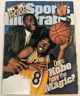 Sports Illustrated Kobe Bryant First Cover April 27, 1998 Los Angeles Lakers NBA