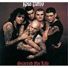 Rose Tattoo Scarred For Life CD NEW