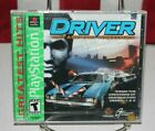 Driver You Are The Wheelman Sony PlayStation 1 NEW SEALED PS1 GREATEST HITS