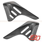 Ducati S4 S4R S4RS Side Radiator Cover Panel Guard Fairing Cowling Carbon Fiber