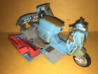 TRANSFORMERS last knight SQWEEKS squeeks MOVIE toy FIGURE blue moped scooter