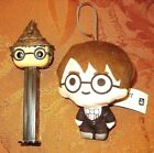 Harry potter mini plush w/loop and Hermione Pez dispensary with mew sealed candy
