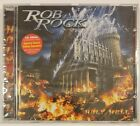 ROB ROCK - HOLY HELL +BONUS TR.( Ltd. Edition CD, AFM 2005 ) Heavy Metal *NEW*