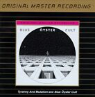 * SEALED  MFSL GOLD  CD - BLUE OYSTER CULT -TYRANNY AND MUTATION AND BLUE OYSTER