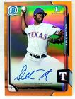 2015 Bowman Draft Baseball Cards - Review Added 14