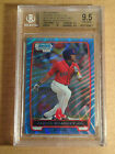 2012 Bowman Baseball Blue Wave Refractor Autographs Are Red-Hot 40