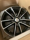 Dodge Grand Caravan Journey Factory OEM Wheel Rim Black and Machine