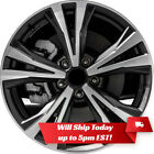 New Set of 4 18 Premium Alloy Wheels and Centers for 2011 2020 Nissan Rogue