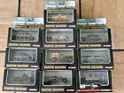 Corgi Fighting Machines WWII Tanks Trucks Willys Jeep 172 Scale Diecast Lot