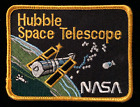NASA HUBBLE SPACE TELESCOPE WIDE FONT PATCH