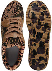 Mens Camo Lifestyle Sneakers Pixel Inspired Multi size