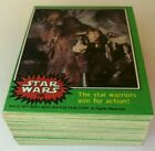 Complete Set of 66 Topps 1977 STAR WARS Trading Gum Cards Series 4 Green Border
