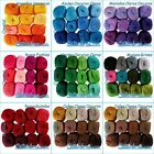 Crystal [12 Pack x 15grs] - Multi-color Pack | Crochet Thread Yarn | Mexican Cry