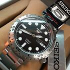 Seiko 5 Sports SRPC61K1 24 Jewels Cal.4R36 Box Automatic Mens Watch Auth Works