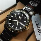 Seiko 5 Sports SRP670J1 24 Jewels Cal.4R36 Box Automatic Mens Watch Auth Works