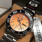 Seiko 5 Sports SRPC55K1 Cal.4R36 Box Automatic Mens Watch Authentic Working