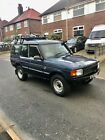 1994 Land Rover discovery 300 Tdi 3dr 112k big specoverland expeditionArb KAM