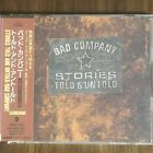 With Obi Domestic Market Bad Company / Stories Told Untold 1996