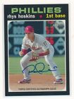 2020 Topps Heritage High Number Baseball Cards 41