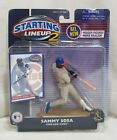 Sammy Sosa Chicago Cubs Starting Lineup 2 2000 Figure And Playing Card