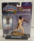 Barry Bonds Starting Lineup 2 Figure And Playing Card 2000 Hasbro, INC
