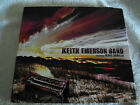 KEITH EMERSON BAND with MARC BONILLA - CD & 2 DVDs - 2008 GERMANY - VERY RARE!!