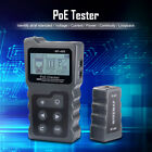 Network Cable Tester Meter LAN Wire PoE Checker Phone RJ45 Testing Tool AC1966