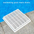 Main Drain Pool Bottom Drainer Cover Plate Massage Square Universal Accessories