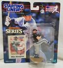Mike Hampton Figure & Playing Card Starting Lineup Extended Series Mets