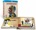 Alfred Hitchcock Masterpiece Collection Blu ray 14 Discs Region Free NEW