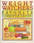 Weight Watchers Favorite Homestyle Recipes 1993
