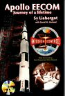 Apollo 13 Flight Controller Sy Liebergot Autographed Book and Bonus CD