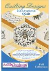 HoneyComb Quilt Anita Goodesign Embroidery Machine Design CD