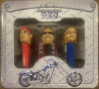 2006 Orange County Choppers PEZ Limited Edition Paul Jr. Paul Sr. Mikey Sealed