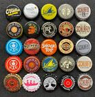 25 Different Beer Bottle caps crowns from Missouri USA mostly used