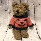 The Boyd's Collection Plush Jointed Bear Archive Collection 1990-97 Pumpkin