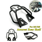 Motorcycle Rear Seat Extension Bracket Luggage Rack Tool Box Armrest Tail Shelf