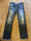 Mens Big Star Pioneer Boot CutJeans Size 31x31 Limited Vintage Collection