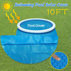 Rectangular Round Heat Retaining Solar Swimming Pool Cover For Above Ground Pool