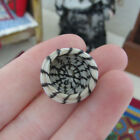 Dollhouse Artisan Native American Basket Miniature Woven Handmade Papago Pima