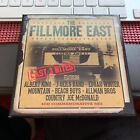 The Fillmore East: Last 3 Nites (Historic Radio Recordings) by Various (CD, 2016