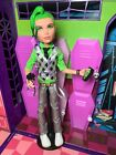 Monster High Doll Deuce Gorgon Dawn of the Dance Great Condition
