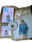 Taylor Swift Lover Target Exclusive Deluxe Version 4 CD With Journal New