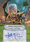 Martian Ink: 2013 Topps Mars Attacks Invasion Autographs Guide 41