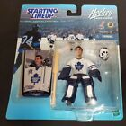 99-00 STARTING LINEUP ACTION FIGURE CURTIS JOSEPH LEAFS WITH CARD NIP