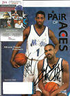 Tracy McGrady Cards and Autographed Memorabilia Guide 50