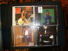 (4) R & B/Rap CD's ( Jaheim, Ginuwine, Uncle Sam  Big Sean)  great music