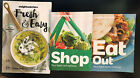 Weight Watchers Shop and Eat Out Food Companions 2014 + Bonus Cookbook Lot